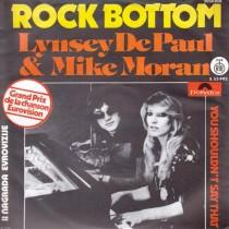 De Paul Lynsey Mike Moran - Rock Bottom/you Shouldnt Say That