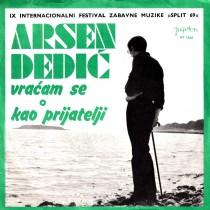 Dedic Arsen - Vracam Se/kao Prijatelji