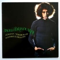 Branduardi Angelo - Italian Version Of 1St Lp Released 1974