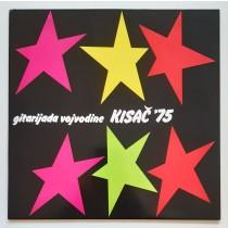 Various Artists - Gitarijada Vojvodine - Kisac 75 Pescani Sat Proces Sani Kud Etc