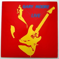 Moore Gary Ex-Thin Lizzy - Live