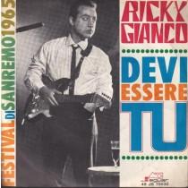 Gianco Ricky - Devi Essere Tu/come Lei