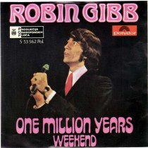 Gibb Barry Ex-Bee Gees - One Million Years/weekend