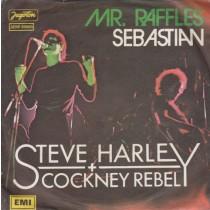Harley Steve Cockney Rebel - Mr Raffles Man It Was Mean/sebastian