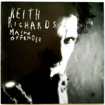 Richards Keith Ex-The Rolling Stones - Main Offender