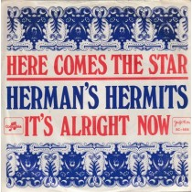 Hermans Hermits - Here Comes The Star/its Alright Now