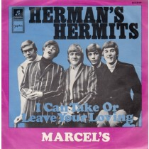 Hermans Hermits - I Can Take Or Leave Your Loving/marcels