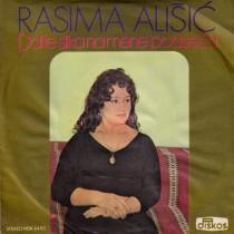 Alisic Rasima - Dal Te Slika Na Mene Podseca/moj Zivotni Saputnice