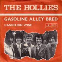 Hollies - Gasoline Alley Bred/dandelion Wine