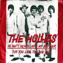 Hollies - He Aint Heavy Hes My Brother/cos You Like To Love Me