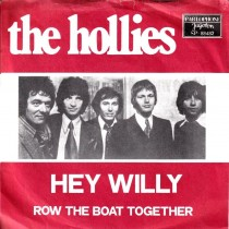 Hollies - Hey Willy/row The Boat Together