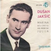 Jaksic Dusan - Marina/bicu Opet Tu/julija/kad Prodje Sve