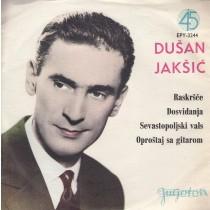 Jaksic Dusan - Raskrsce/dosvidanja/sevastopoljski Vals/oprostaj Sa Gitarom