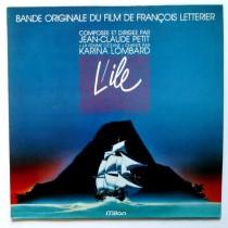 Petit Jean-Claude Karina Lombard - Lile - Bande Originale Du Film De Francois Letterier