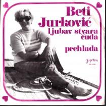 Jurkovic Beti - Ljubav Stvara Cuda/prehlada