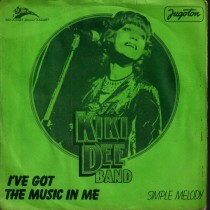 Kiki Dee Band - Ive Got The Misic In Me/simple Melody