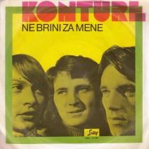 Konture - Ne Brini Za Mene/din Din Don
