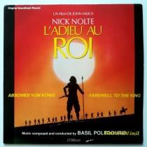 Poleddouris Basil - Farewell To The King - Ladieu Au Roi - Original Soundtrack Record