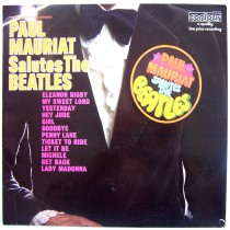 Mauriat Paul - Paul Mauriat Salutes The Beatles