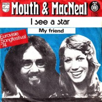 Mouth Macneal - I See A Star/my Friend