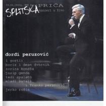 Peruzović Đorđi - Splitska Priča - Koncert U Živo