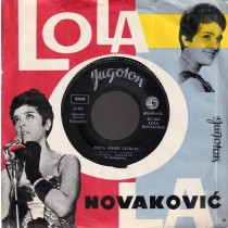 Novakovic Lola - Prica Jedne Ljubavi/ne Ostavljaj Me Samu