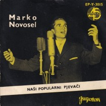 Novosel Marko - Nije Li Lazan Tvoj Mir/pjesma Ceznje/buongiorno Giuliana/zracak Nade