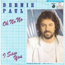 Paul Bernie - Oh No No/i Saw You