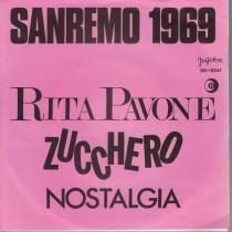 Pavone Rita - Zucchero/nostalgia