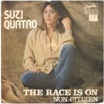 Quatro Suzi - Race Is On/non Citizen