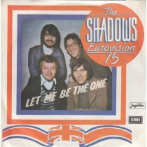 Shadows - Let Me Be The One/stand Up Like A Man