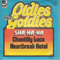 Sha Na Na - Chantilly Lace/heartbreak Hotel
