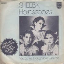 Sheeba - Horoscopes/you Came Through Love With Me