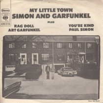 Simon Garfunkel - My Little Town/rag Doll/youre Kind