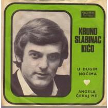 Slabinac Krunoslav - U Dugim Nocima/angela Cekaj Me