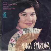 Spirova Nina - Pevac/amor Amor Amor/voli Me/pelisterske Oci