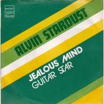 Stardust Alvin - Jealous Mind/guitar Star