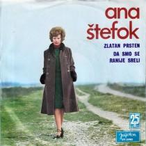 Stefok Ana - Zlatan Prsten/da Smo Se Ranije Sreli