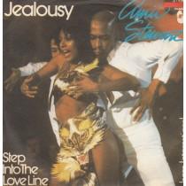 Stewart Amii - Jealousy/step Into The Love Line