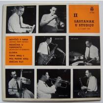 Dieval Jack His Quartet With Eduard Sadjil Predrag Ivanovic - Ii Sastanak U Studiju