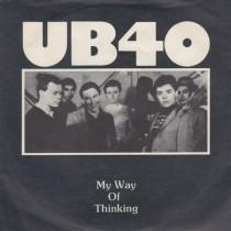 Ub 40 - My Way Of Thinking/i Think Ist Going To Rain