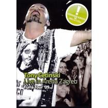 Live In Arena Zagreb Furia Tour 09 - Tony Cetinski