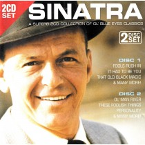 Sinatra Frank - A Superb 2Cd Collection Of Ol Blue Eyes Classics