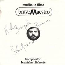 Zivkovic Branislav - Muzika Iz Filma Bravo Maestro - Maestrova Tema/ljubavna Tema/ljubavna Tema/u Pocast Suncu
