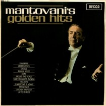 Mantovani His Orchestra - Golden Hits