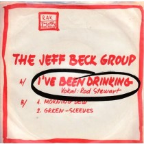 Jeff Beck Group - Ive Been Drinking/morning Dew/green-Sleeves