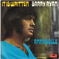 Ryan Barry - It Is Written/annabelle