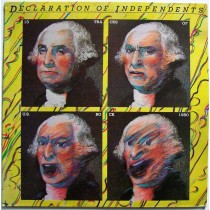 Various Artists - Declaration Of Independents Pylon Razz Kevin Dunn Etc
