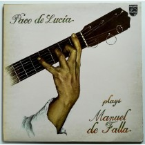 De Lucia Paco - Plays Manuel De Falla
