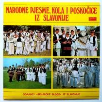 Ogranci seljacke Sloge Iz Slavonije - Narodne Pjesme Kola I Poskocice Iz Slavonije